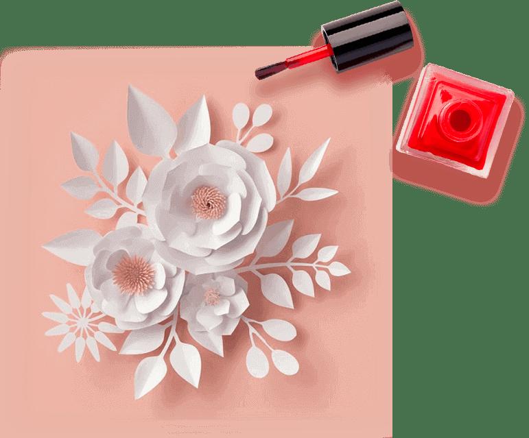 Дизайн Ногтей 2019 Мягкий Квадрат Фото