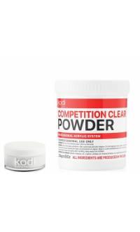 Быстроотвердеваемый Прозорий Акрил Kodi Professional Competition Clear