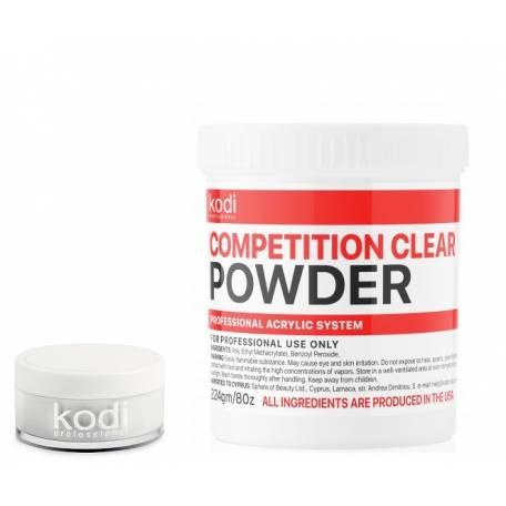 Купити Быстроотвердеваемый Прозорий Акрил Kodi Professional Competition Clear