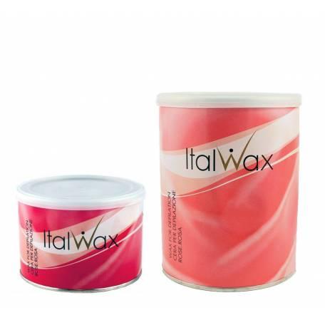 """Купити Теплий віск для депіляції в банці """"Троянда"""" ItalWax"""
