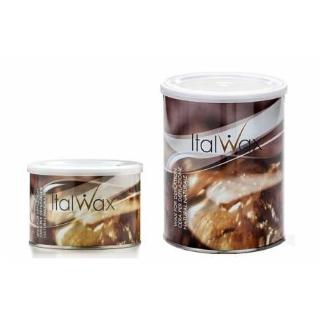 Купити Теплий віск для депіляції в банку Натуральний ItalWax