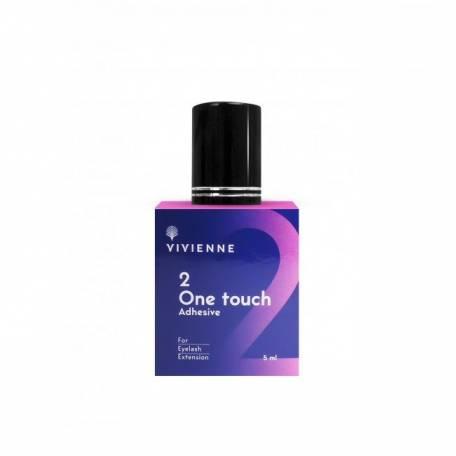 Купити Клей для нарощування вій Vivienne One Touch 2 5 мл