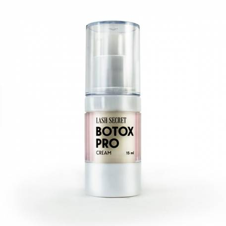 Кремовый ботокс для ресниц Lash Secret BTX Pro Cream