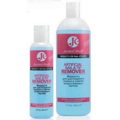 Средство для снятия акрила и типс Jerden Proff Artificial Nail Tip Remover