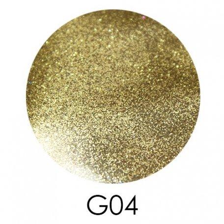 Глиттер - Зеркальный глиттер Adore G04, 2,5 г