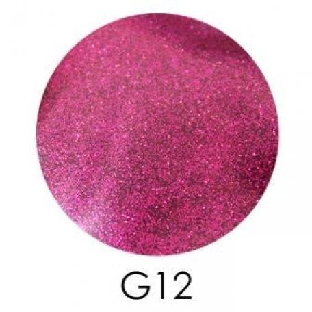 Глиттер - Зеркальный глиттер Adore G12, 2,5 г