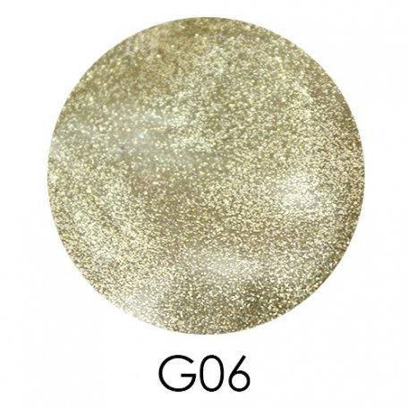 Глиттер - Зеркальный глиттер Adore G06, 2,5 г