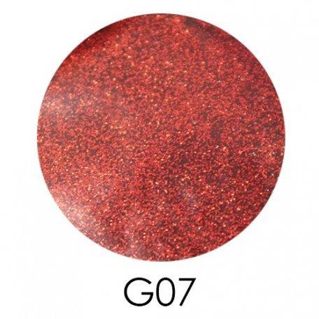Глиттер - Зеркальный глиттер Adore G07, 2,5 г