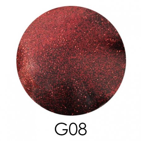 Глиттер - Зеркальный глиттер Adore G08, 2,5 г