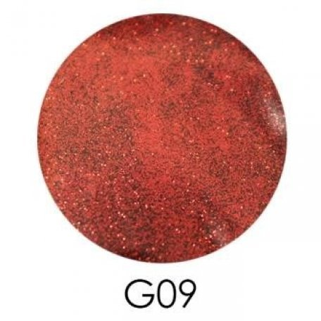 Глиттер - Зеркальный глиттер Adore G09, 2,5 г