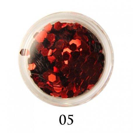Блестки-диаманты Adore 2 мм №05