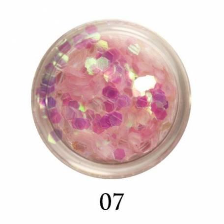 Купити Блискітки-діаманти Adore 2 мм №07