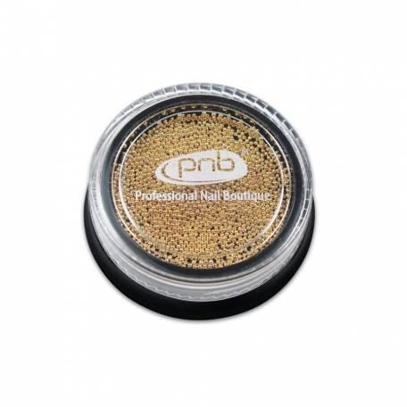 Купити Бульонки PNB 0.6 мм Холодне золото