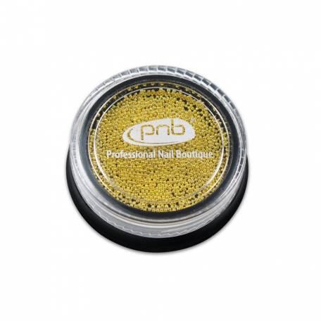 Купити Бульонки PNB 0.6 мм Яскраве золото