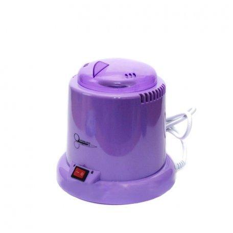 Стерилизатор кварцевый для маникюрных инструментов (пластиковый) фиолетовый