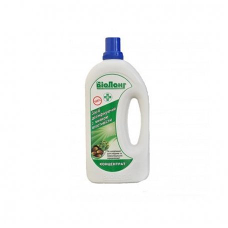 Препараты для дезинфекции и стерилизации инструментов - БиоЛонг концентрат 1 литр
