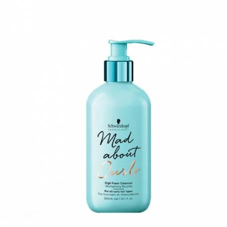 Купити Безсульфатний шампунь для кучерявого волосся Schwarzkopf Professional 300 мл