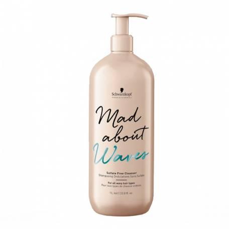 Купить Безсульфатный шампунь для вьющихся волос Schwarzkopf Professional 1000 мл