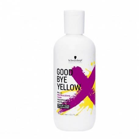 Купити Безсульфатний шампунь з анти-жовтим ефектом для фарбованого волосся Schwarzkopf Professional 300 мл