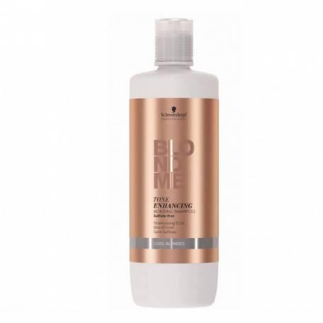 Купить Бондинг-шампунь для тёплых оттенков блонд Schwarzkopf Professional 1000 мл