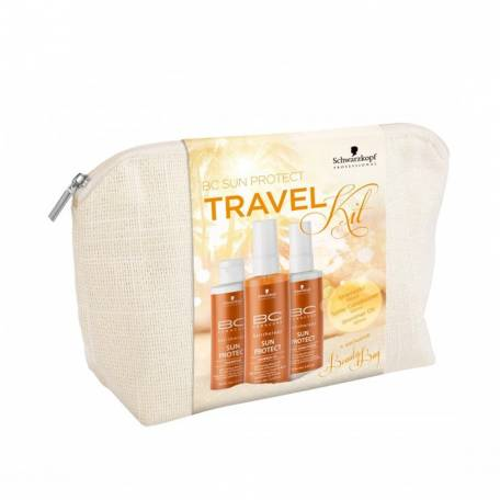 Купить Travel-набор для защиты волос от солнца 3в1