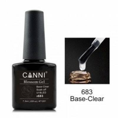 Базовое покрытие Canni Blossom Gel под акварельные гель-лаки 683 7.3 мл