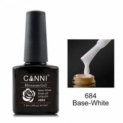 Базовое покрытие Canni Blossom Gel под акварельные гель-лаки 684 7.3 мл