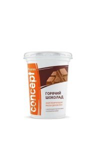 Гарячий шоколад энергизирующая c екстрактом какао Concept 450 мл