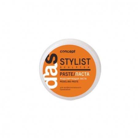 Моделирующая паста для волос линии Stylist sculptor Concept, 85 мл