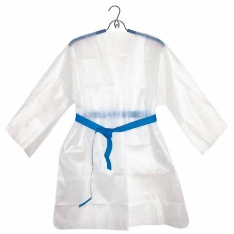 Купити Куртка для пресотерапії з поясом Doily Розмір з спанбонду