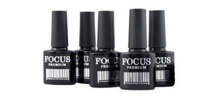 Гель-лаки FOCUS premium
