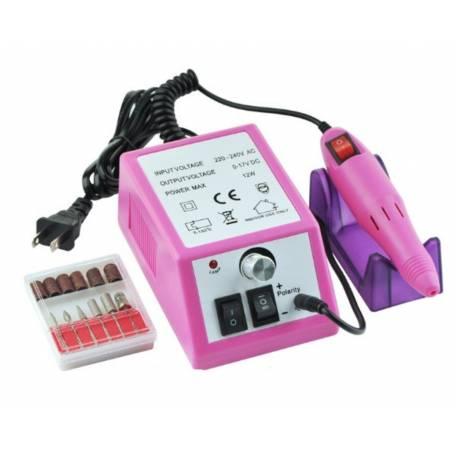 Купить Фрезер для маникюра Lina Mercedes 20000 об/мин (розовый)