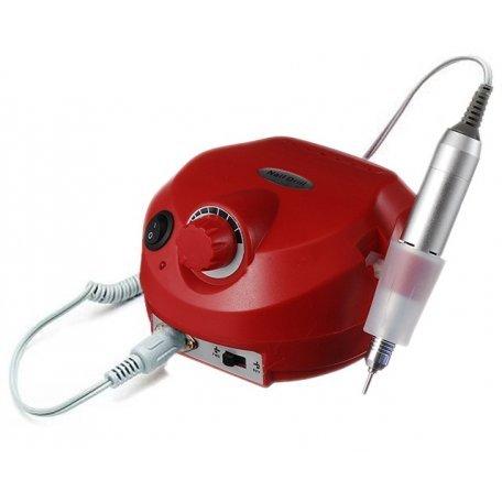 Купити Фрезер для манікюру і педикюру Drill Pro Nail Drill 35000 об/хв (червоний)