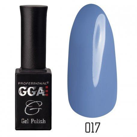 Гель-лак GGA №017 GLAUCOUS, 10 мл