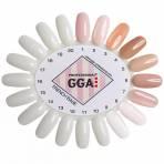 Купить Каучуковое базовое френч покрытие GGA Professional French Base 09