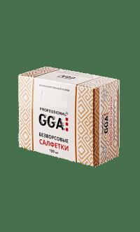 Безворсові серветки GGA Professional 150шт/уп.