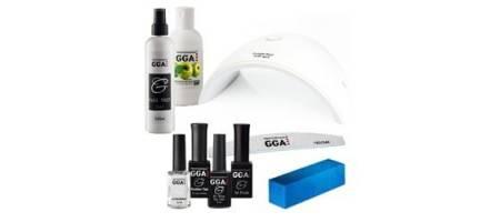Стартовые наборы гель-лаков GGA
