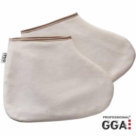 Купити Махрові шкарпетки для парафінотерапії GGA Professional