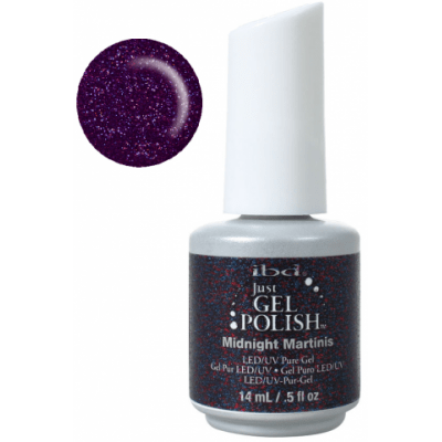 "Гель лак i.b.d.Gel Polish  ""Midnight Martinis"" 14 мл 19400/142"