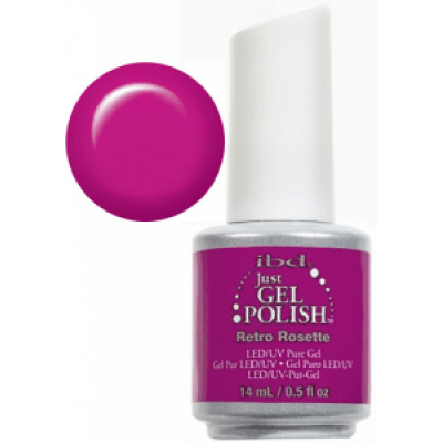 "Гель лак i.b.d.Gel Polish  ""Retro Rosette"" 14 мл 19400/167"