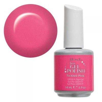 """Гель лакi.b.d.Gel Polish  """"Tickled Pink"""" 14 мл 19400/23"""