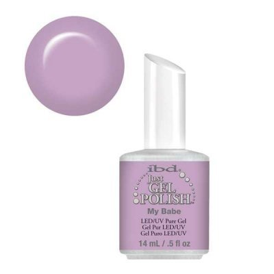 "Гель лак i.b.d.Gel Polish  ""My Babe"" 14 мл 19400/79"