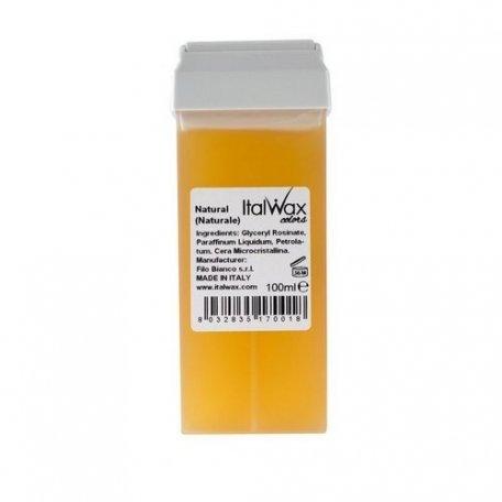 Воск в кассетах - Воск в картридже ItalWax Натуральный, 100 мл
