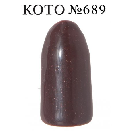 Термо гель-лак №689 Koto 5 ml купить интернет-магазине Nailsmania.ua с бесплатной доставкой по Украине.