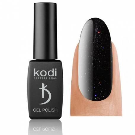 Купить Гель-лак Kodi №105 BW (космический черный), 8 ml
