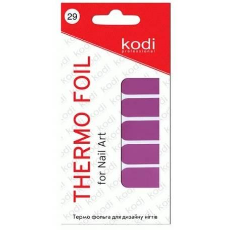 Термо фольга Kodi Professional №29