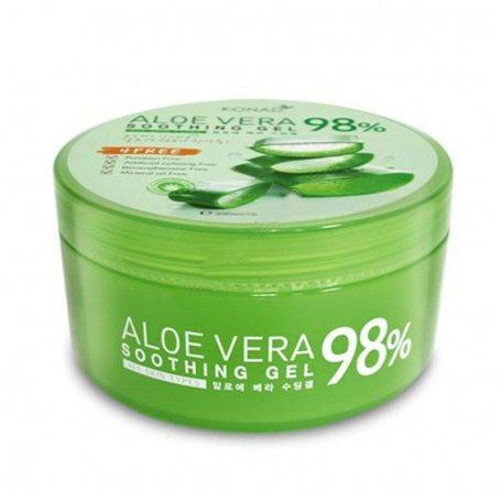 Гель увлажняющий KONAD Aloe Vera 98% 300 мл