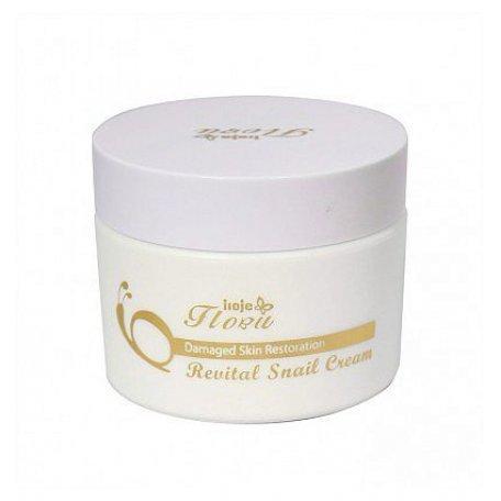 Купить Крем для лица KONAD Snail Cream Экстракт улитки 50 мл