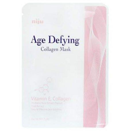 Купить Маска-салфетка для лица KONAD Age Defying Collagen Mask антивозросная 17мл