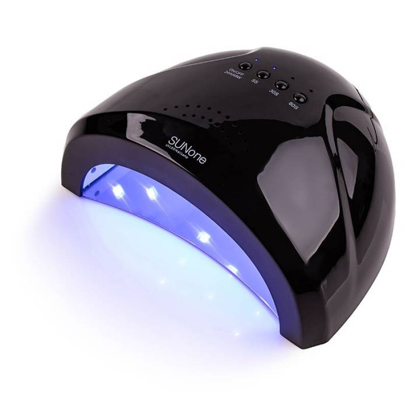 Купить UV-LED лампа SUN One Professional 48 Вт (Черная)